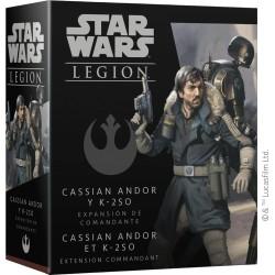 Cassian Andor et K-2SO - Star Wars Légion