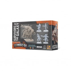 Survivors of the Galaxy - Zombicide - Invader