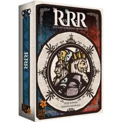 Royauté vs Religion : Révolution (RRR)