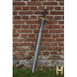 Arme Epée Longue-105 cm - Stronghold - Knightly Sword Gold