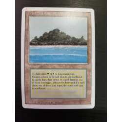 Revised - Tropical Island