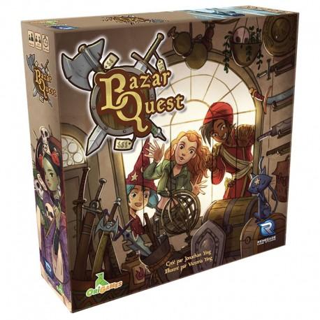 Bazar Quest – Le jeu de plateau (17/07/2020)