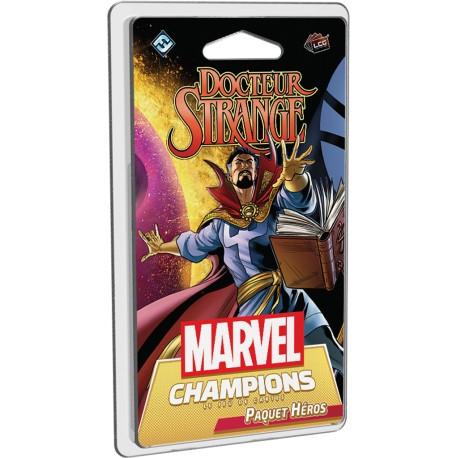 Docteur Strange - Paquet Héros - Marvel Champions