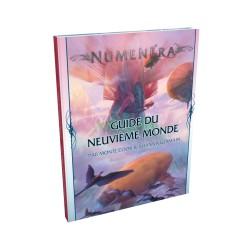 Le  Guide  du  Neuvième  Monde - Numenéra