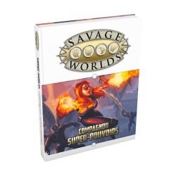 Compagnon Super Pouvoirs - Savage Worlds