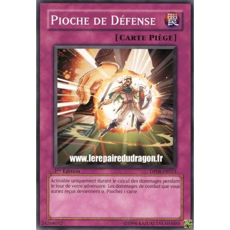 Pioche de Défense (C)
