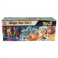 Mega Box Vol.1 - DRAGON BALL SUPER JCC