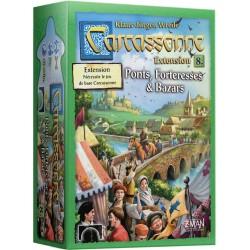 Carcassonne : Ponts, Forteresses et Bazars