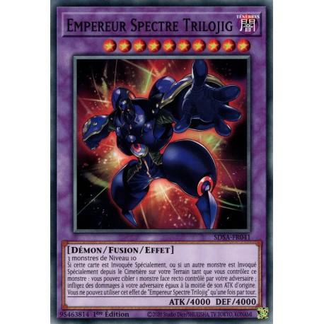 Yugioh - Empereur Spectre Trilojig (C) [SDSA]