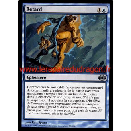 Bleue - Retard (U)