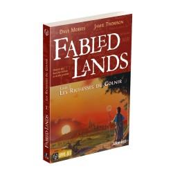 Les Richesses du Golnir - Fabled lands 2