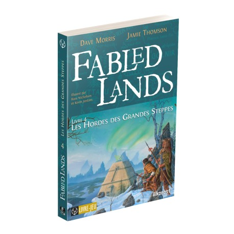 Les Hordes des Grandes Steppes - Fabled lands 4