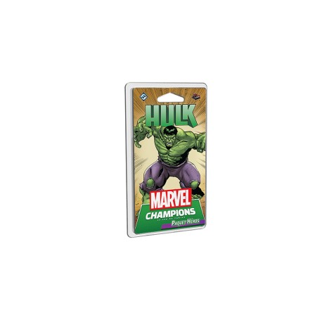Hulk - Paquet Héros - Marvel Champions