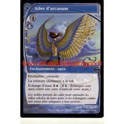 Bleue - Ailes d'Arcanum (U)