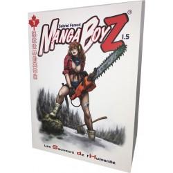 Manga Boyz : 3ème édition des Règles