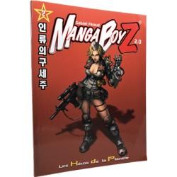Manga Boyz : Supplément Les Héros de la Planète
