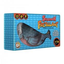 Saumon Fretillant - Version Bleue