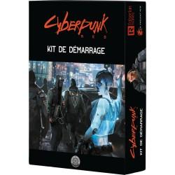 Cyberpunk Red : Kit de Démarrage