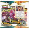 Pack 3 boosters + Evoli - Ténèbres Embrasées Pokemon
