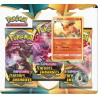 Pack 3 boosters + Pyroli - Ténèbres Embrasées Pokemon