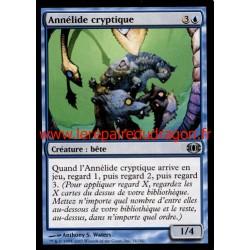 Bleue - Annélide Cryptique (U)
