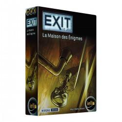 Exit : Le Jeu  - La Maison des Énigmes (11/09/2020)