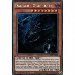 Yugioh - Danger ! Ogopogo ! (PSTR) [MP20]