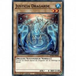Yugioh - Justicia Dragarde (C) [MP20]