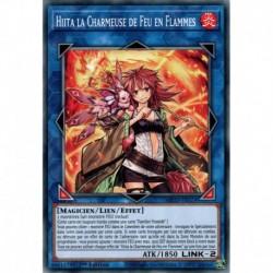 Yugioh - Hiita la Charmeuse de Feu en Flammes (C) [MP20]