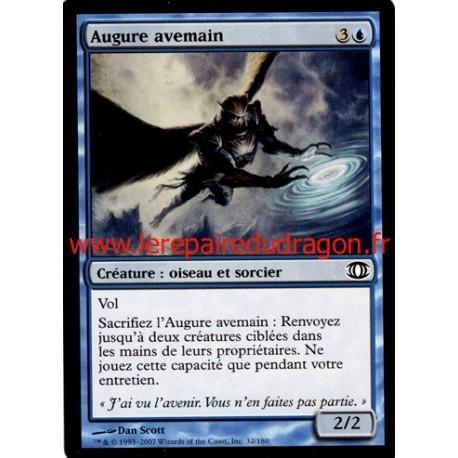 Bleue - Augure Avemain (C)
