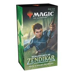 Pack d'Avant-Première - Magic Renaissance de Zendikar (25/9/20)