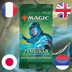 Booster Draft Magic Renaissance de Zendikar