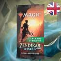 Booster d'Extension Magic Renaissance de Zendikar VO