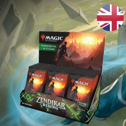Boite de Boosters d'Extension Magic Renaissance de Zendikar VO (25/09/2020)