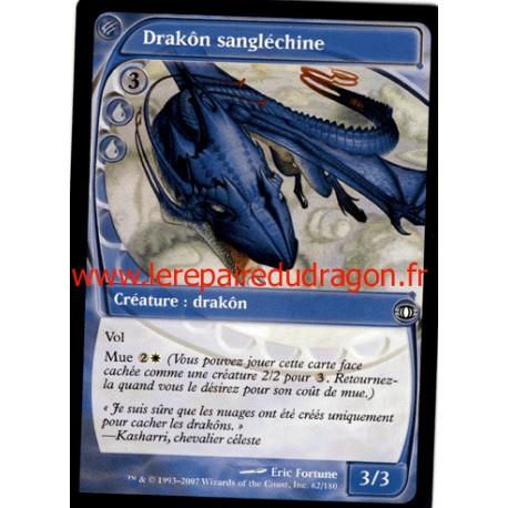 Bleue - Drakôn Sangléchine (C)
