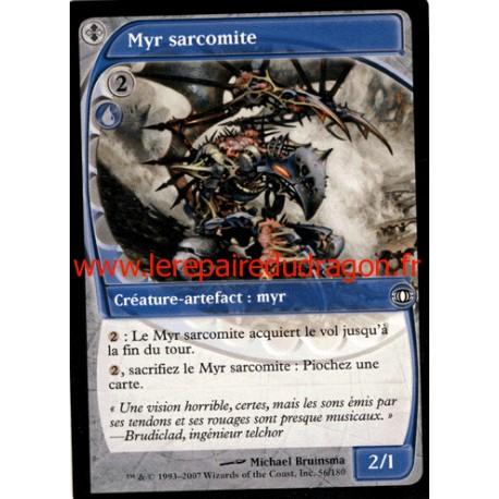 Bleue - Myr Sarcomite (C)