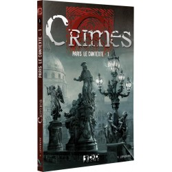 CRIMES : Paris, le contexte 1 (poche)