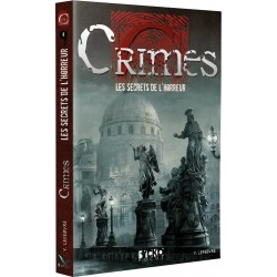 CRIMES : Les Secrets de l'Horreur (poche)