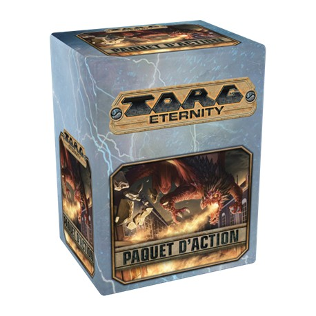 Paquet d'Action - Torg Eternity