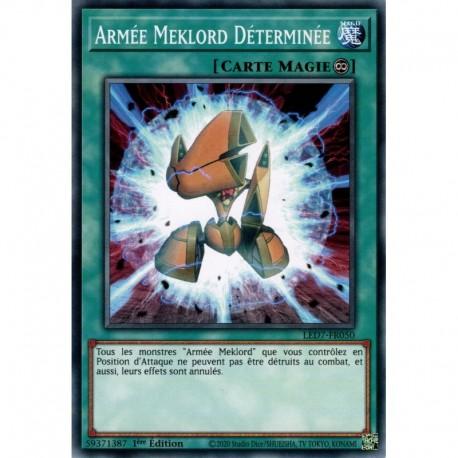 Armée Meklord Déterminée (C) [LED7] - Yu-Gi-Oh!