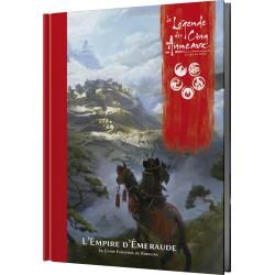 L'Empire d'Émeraude - La Légende des Cinq Anneaux