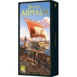 Armarda - 7 Wonders - Nouvelle version