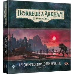 La Conspiration d'Innsmouth - Horreur à Arkham : Le Jeu de Cartes