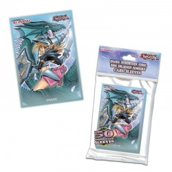 Sleeves Dark Magician Girl the Dragon knight (x50) - Yu-Gi-Oh! (1er semestre 2021)