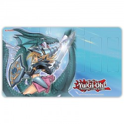 Playmat Dark Magician Girl The Dragon Knight  - Yu-Gi-Oh! (1er semestre 2021)