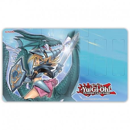 Playmat Dark Magician Girl The Dragon Knight  - Yu-Gi-Oh! (1er semestre 2021)