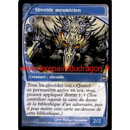 Bleue - Slivoïde Mesmérien (C)