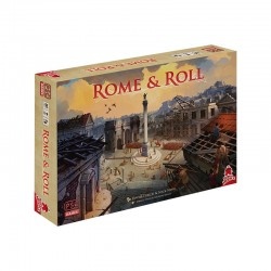 Rome & Roll – Jeu de Plateau