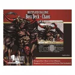 Final Fantasy - Multiplayer Challenge Boss deck Chaos (05/03/2021)