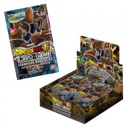 Boite de Boosters Expansion Boosters 3 + 1 Expansion Set Série 6 OFFERT - Dragon Ball Super Card Game